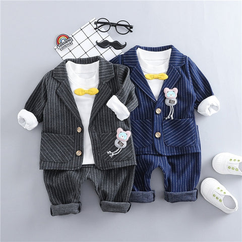 Modern Gentleman 3 Pieces