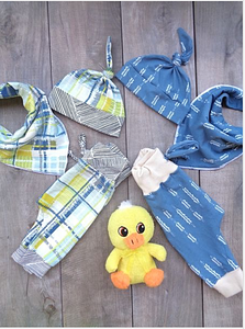 New Boy Blue Gift Set