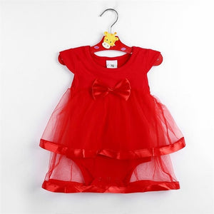 Summer Cute Baby Girl Dress - Jelly Belly Babies LLC.