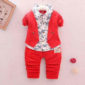 Baby Boy Gentleman Suit