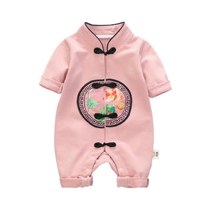 Katina Romper - Jelly Belly Babies LLC.