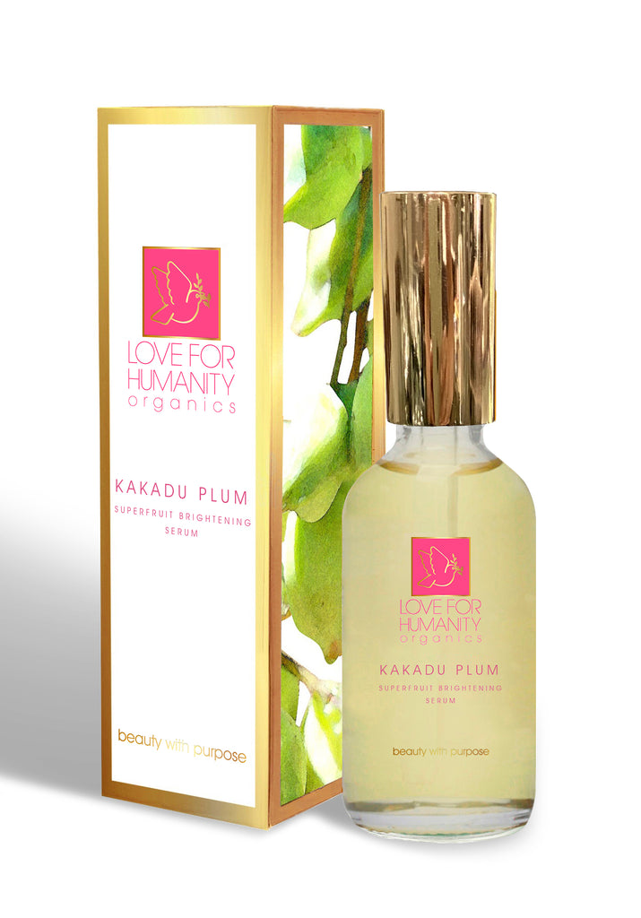 KAKADU PLUM Brightening Serum - 1 oz - Love For Humanity Organics