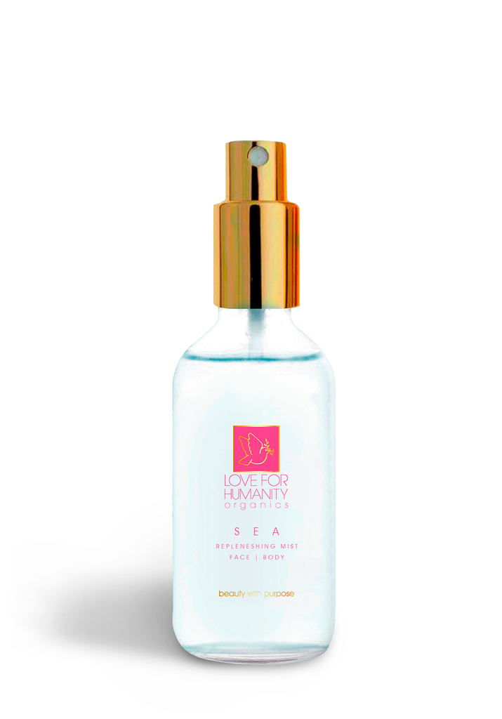 SEA - Replenishing Mist Face | Body 3.4 oz - Love For Humanity Organics