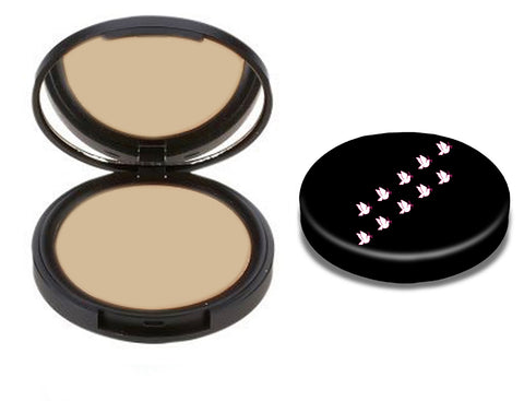 PREP & SET PERFECTING POWDER - Sheer Medium - Love For Humanity Organics