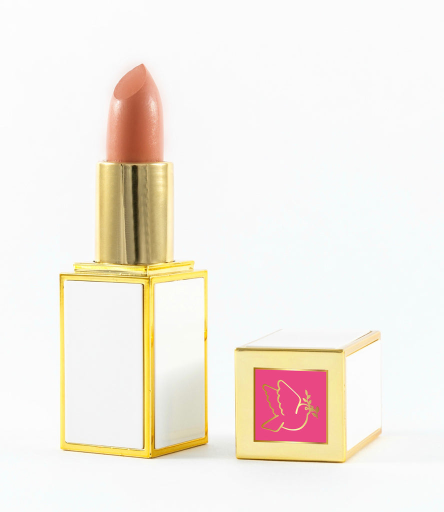 LUSCIOUS LIPSTICK - Breathless - Love For Humanity Organics