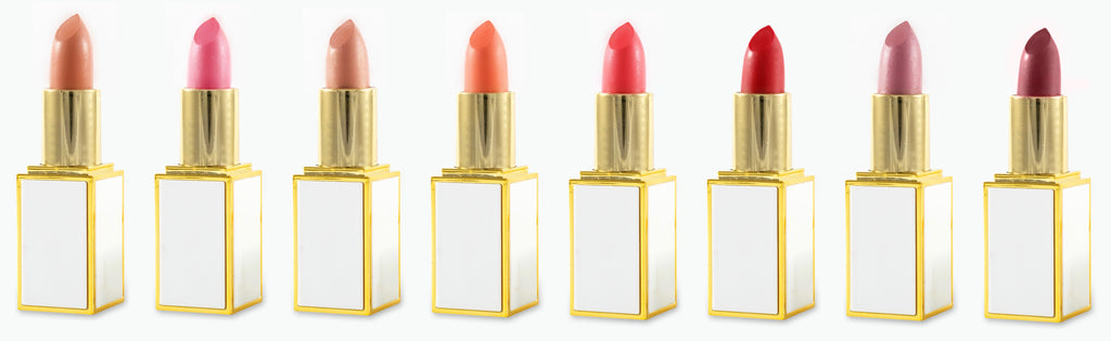 LUSCIOUS LIPSTICK - Candy Red - Love For Humanity Organics