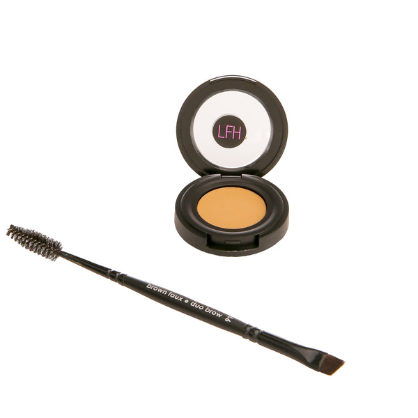 BROW PERFECTING POMADE - Light - Love For Humanity Organics
