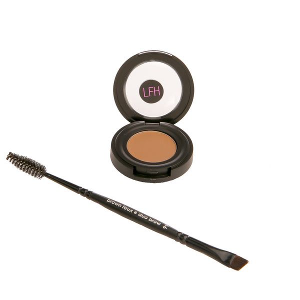 BROW PERFECTING POMADE - Medium - Love For Humanity Organics