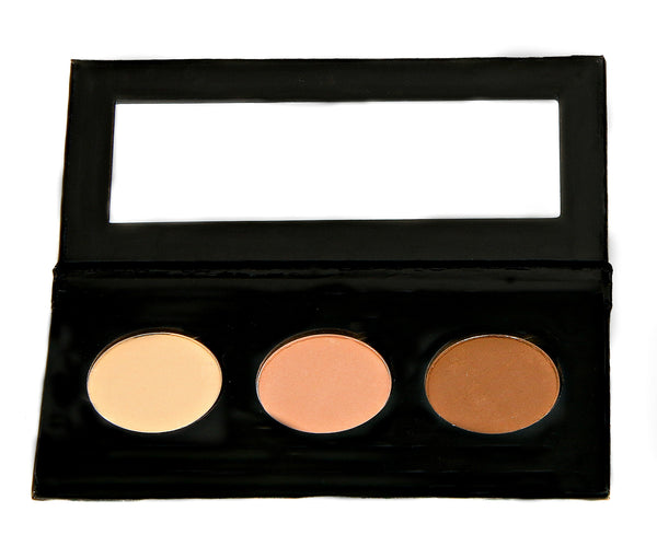 NATURAL VIBRANCE EYE SHADOW KITS