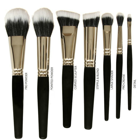 VEGAN BRUSH PRO COLLECTION - Duo Fiber