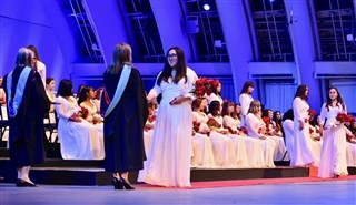 Immaculate Heart Awards at Graduation