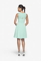 PORTER BRIDESMAID DRESS SEA GLASS