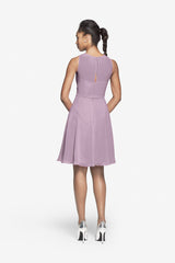 PORTER BRIDESMAID DRESS LILAC