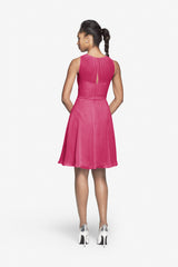 PORTER BRIDESMAID DRESS HOT PINK