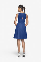 PORTER BRIDESMAID DRESS ROYAL