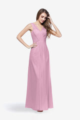 DELANO BRIDESMAID GOWN ORCHID
