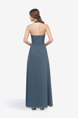 ABBOTT BRIDESMAID GOWN TIMELESS BLUE
