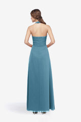 ABBOTT BRIDESMAID GOWN OCEAN