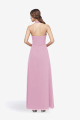ABBOTT BRIDESMAID GOWN ORCHID