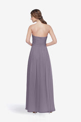 WHITELEY BRIDESMAID GOWN WISTERIA
