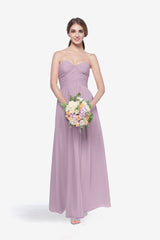 WHITELEY BRIDESMAID GOWN LILAC
