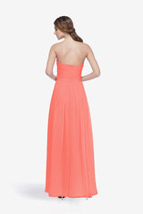 WHITELEY BRIDESMAID GOWN TULIP