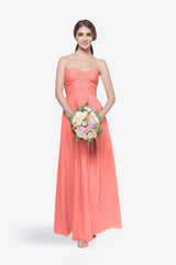 WHITELEY BRIDESMAID GOWN TULIP FRONT VIEW