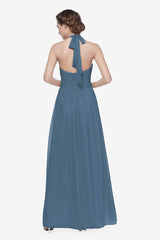 REED GOWN TIMELESS BLUE