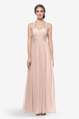 REED GOWN BLUSH