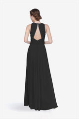 TOBY BRIDESMAID GOWN BLACK