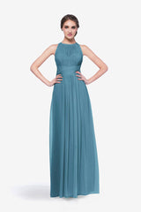 TOBY BRIDESMAID GOWN OCEAN