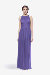 TOBY BRIDESMAID GOWN PURPLE