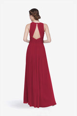 TOBY BRIDESMAID GOWN RUBY