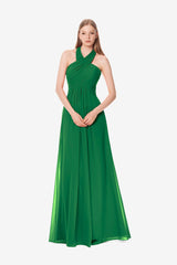 JESSICA BRIDESMAID GOWN EMERALD