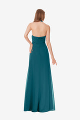JESSICA BRIDESMAID GOWN TEALNESS