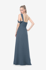 MELISSA BRIDESMAID GOWN TIMELESS BLUE