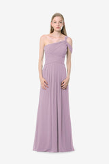 MELISSA BRIDESMAID GOWN LILAC