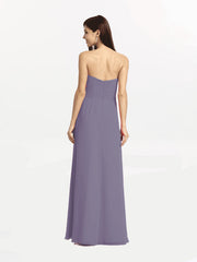 BRIANNA BRIDESMAID GOWN WISTERIA
