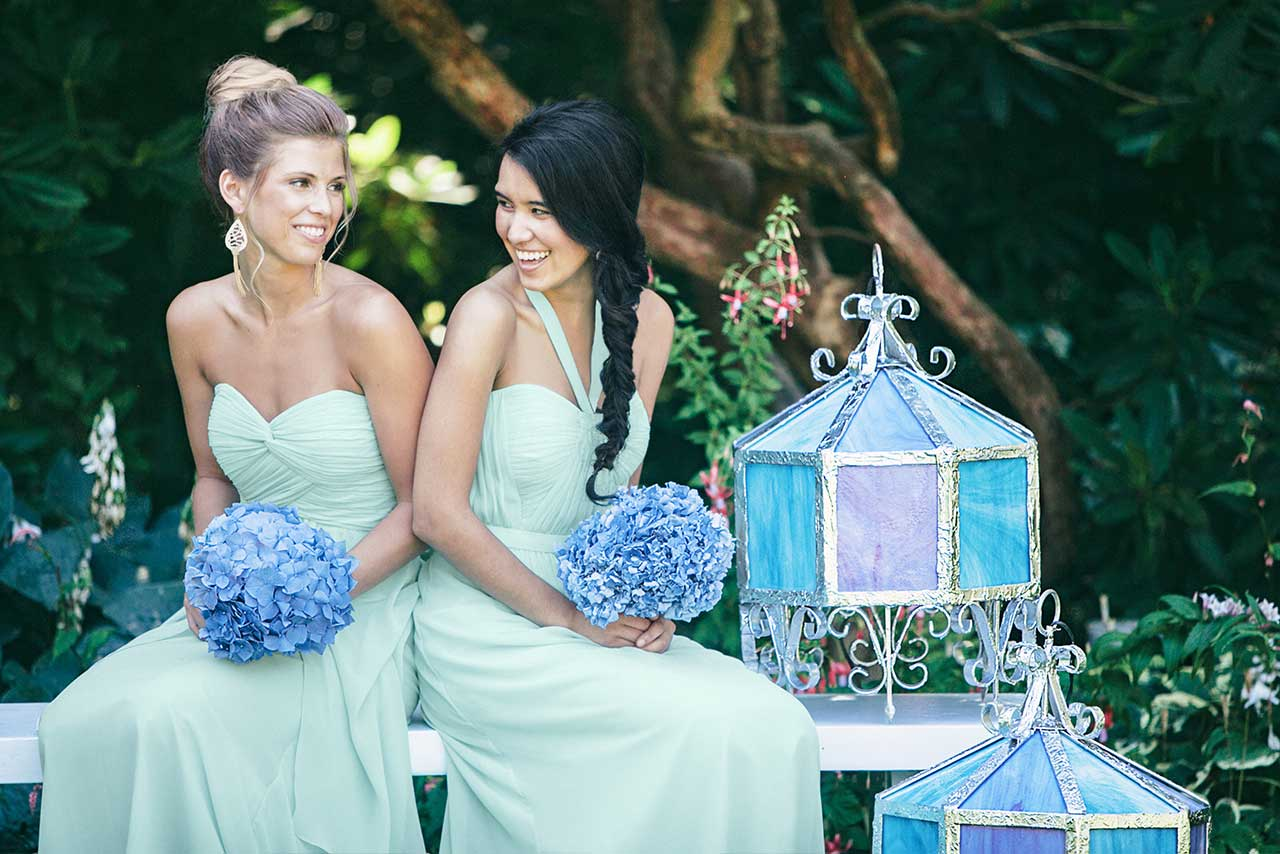 Affordable Bridesmaid Dresses for your Wedding | Gather and Gown