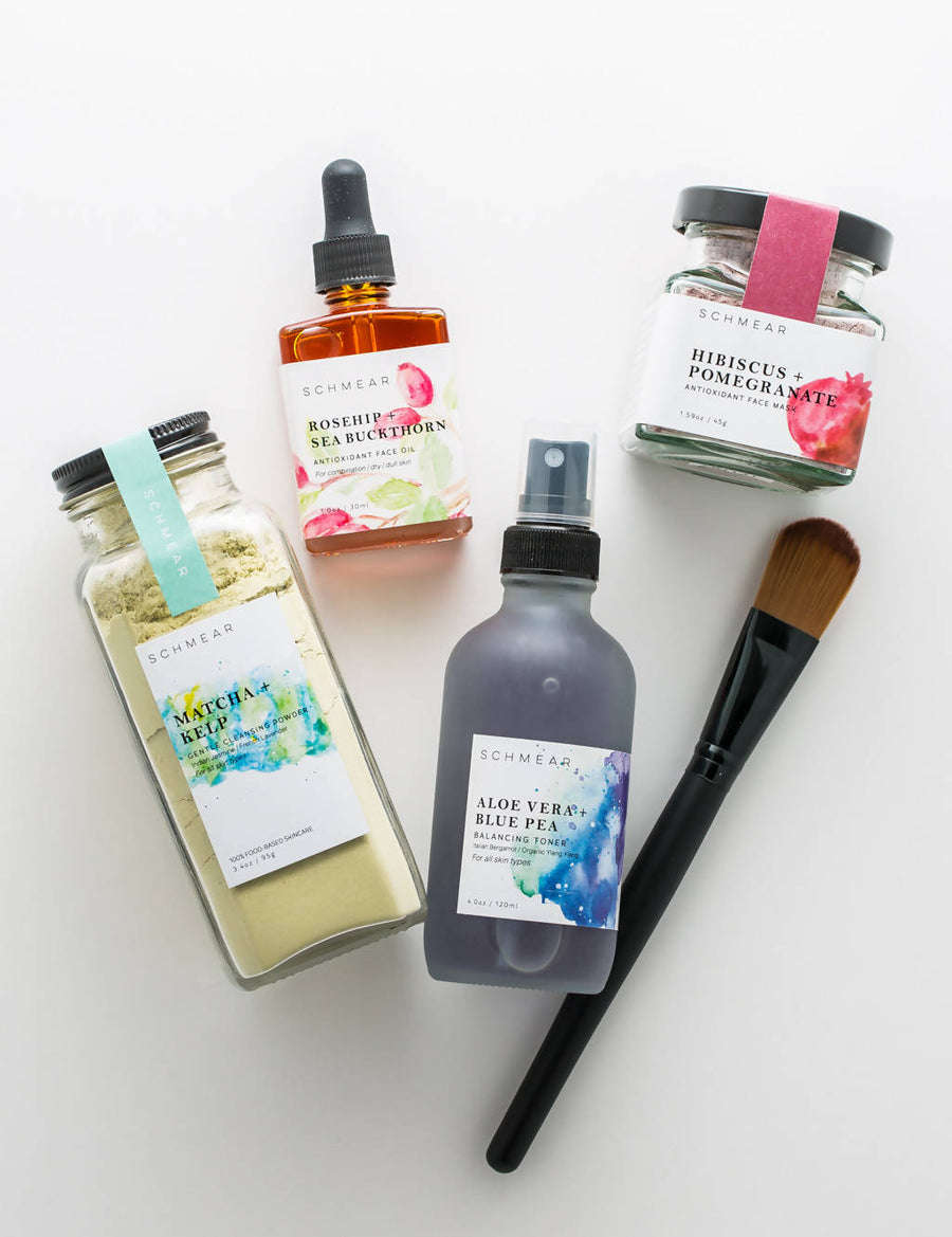 Superfood Skincare Bundle