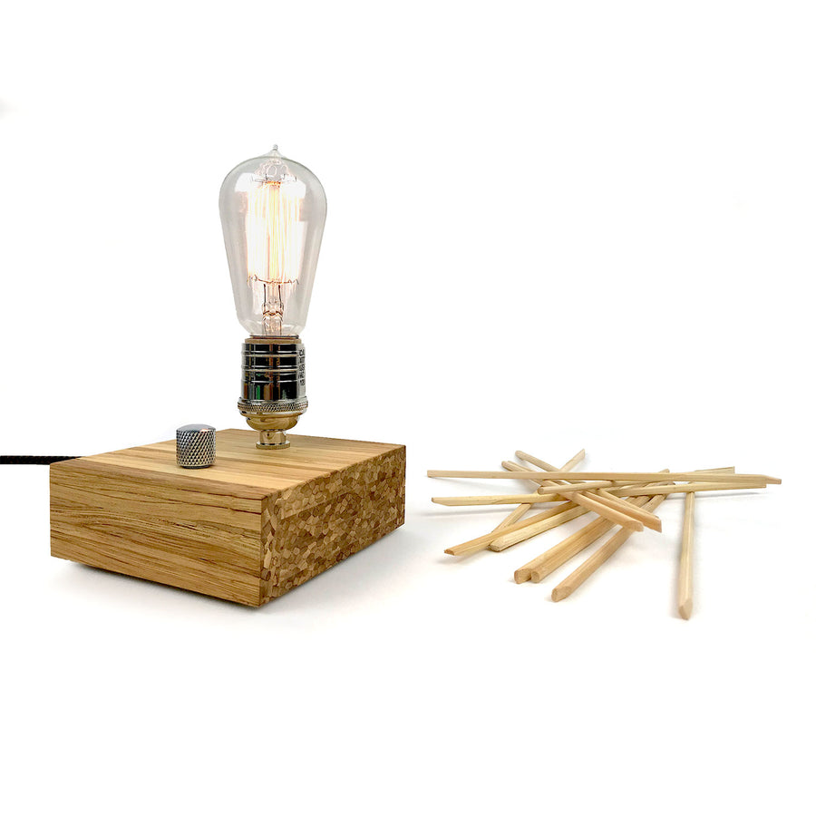 The Block BAMBOO Lamp