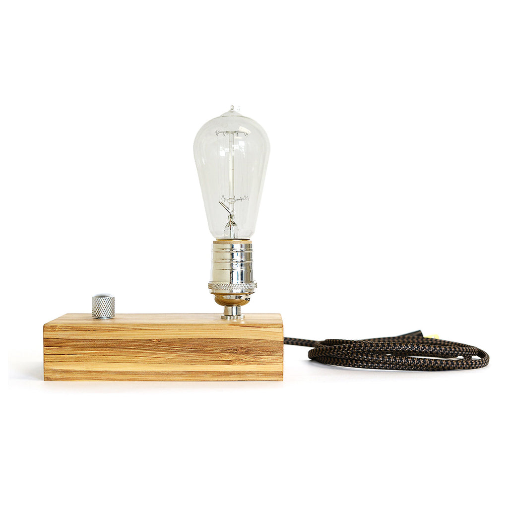 The Edison BAMBOO Lamp