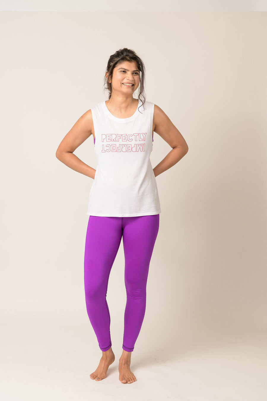 Organic Cotton and Bamboo Muscle Top