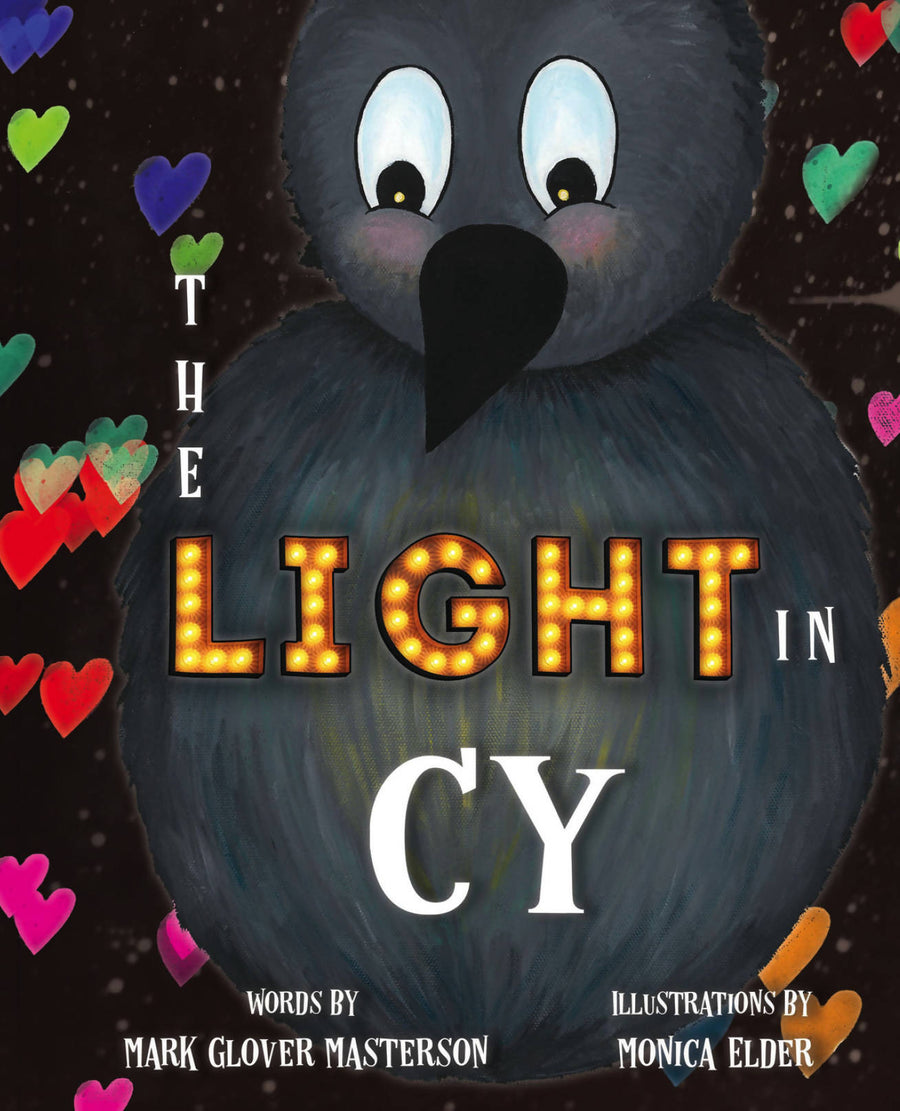 """The Light In Cy"" Children's Book"