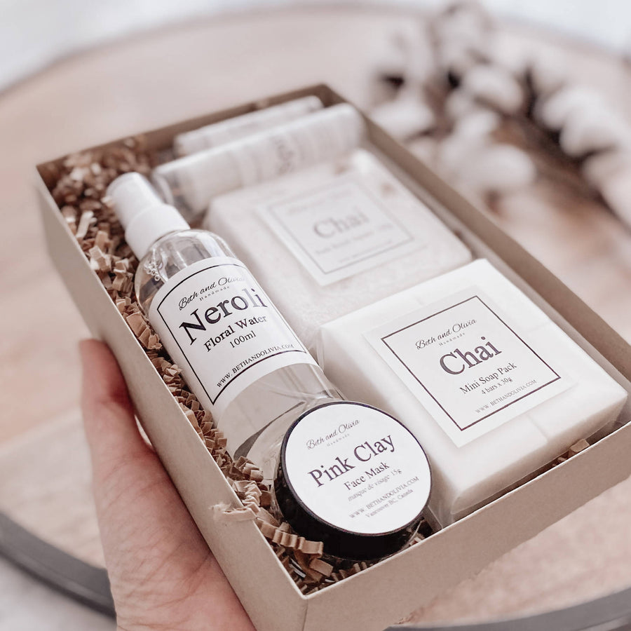 Face & Body Care Gift Box