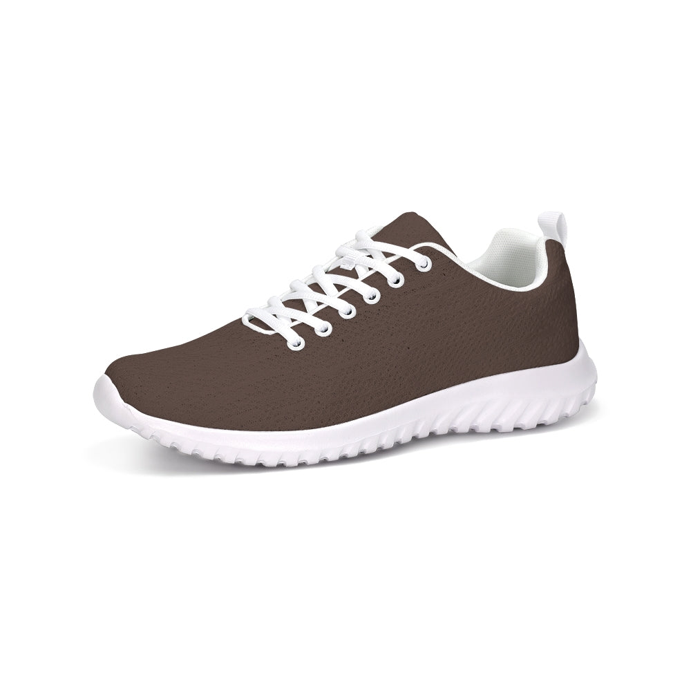 Sporty Sneakers in chocolate brown