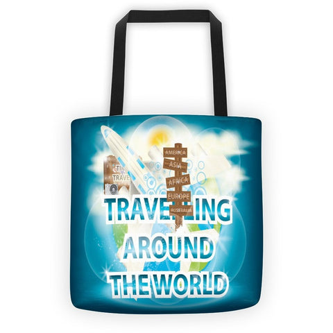 Wanderlust Travel Bag