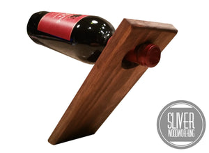Self Balancing Wine Bottle Display Holder