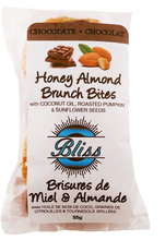 Honey Almond Brunch Bites ~ Mixed Case 2 and 4 packs + feature flavour singles - Bliss Specialty Foods