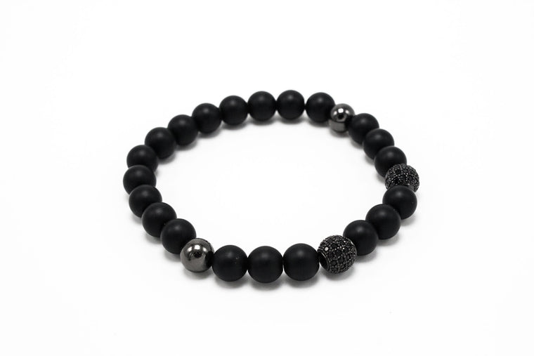 Matte Onyx Twin Black Lux Disco Balls